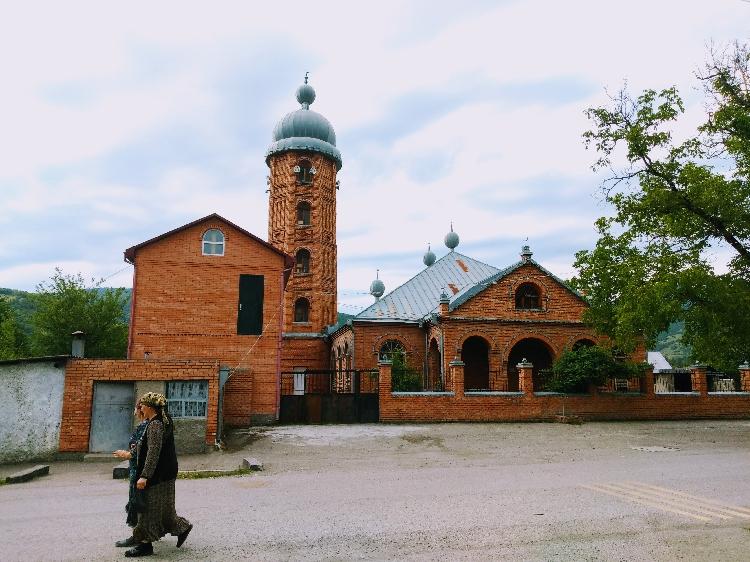Meczet w Duisi